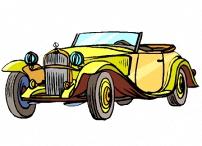 Malvorlagen Autos