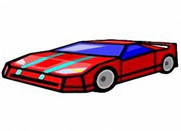 malvorlagen sportwagen