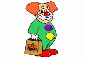 malvorlagen clowns kostenlos