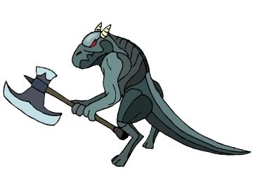 Drachen Fabelwesen Ausmalbilder