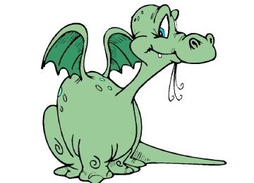 Drachen Ausmalbilder Für Kinder