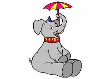 Zeichnungen Vorlagen Elefanten