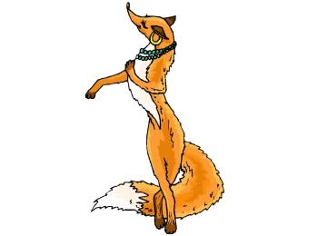 Malvorlagen Tiere Fuchs