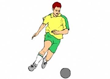 Malvorlagen Erwachsene Fußball