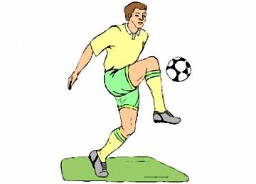 Fussball Bilder Zum Ausdrucken