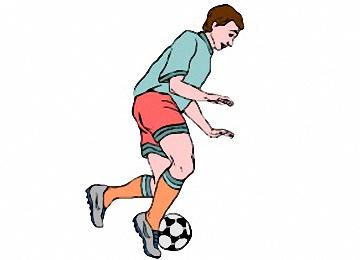 Fussball Bilder Zum Ausmalen