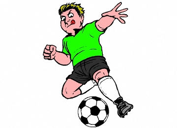 Fußball Malvorlagen Gratis