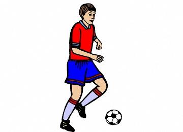 Malvorlagen Fußball Ausmalen