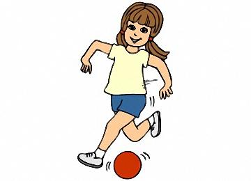 Malvorlagen Fußball Mädchen