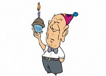 Ausmalbilder Geburtstag Grossvater