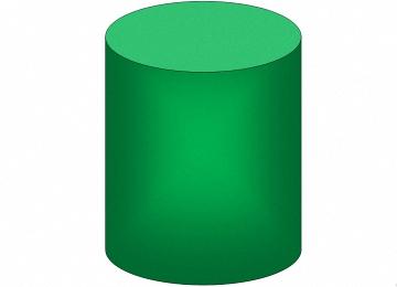 Das Netz Eines Zylinders 5