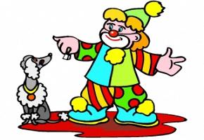 Malvorlagen Kostenlos Clowns