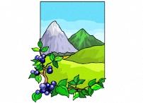 Malvorlagen Landschaften