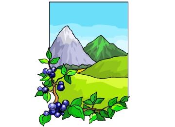 Berge Ausmalbilder Kostenlos