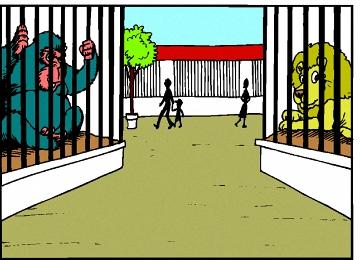 Liegestuhl malvorlage  Malvorlagen Zoo