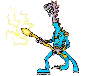 Zeichenvorlagen Monster