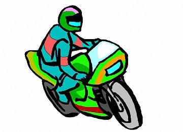 Malvorlagen Gratis Motorrad