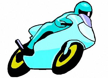 Motorrad Malvorlagen Ausdrucken