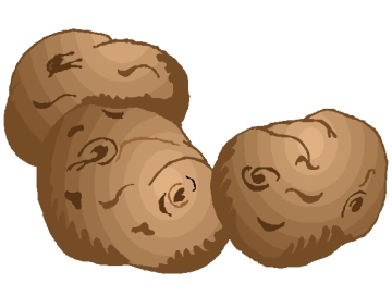 Malvorlagen Kartoffel