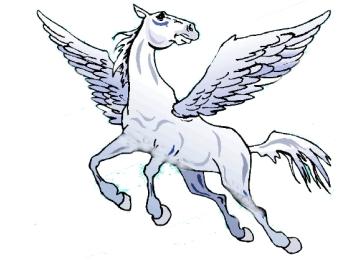 Pegasus Malvorlagen Ausdrucken