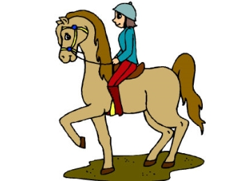 Malvorlagen Pony Mit Reiter