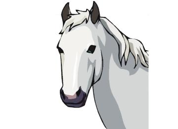 Malvorlagen Pferdekopf