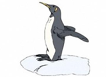 Malvorlagen Pinguine Gratis