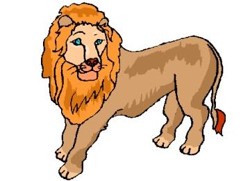Ausmalbilder Löwen Und Tiger
