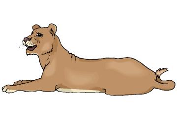 Ausmalbilder Löwe Zum Ausdrucken