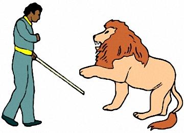 Malvorlagen Tiere Löwen