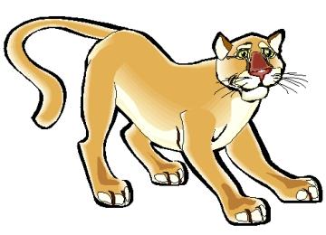 Ausmalbilder Puma