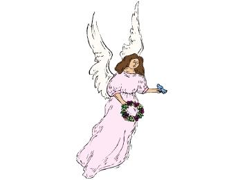 Engel Malvorlagen Ausdrucken