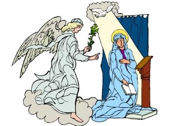 Malvorlagen Religion Engel