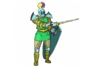 Ritter Malvorlagen