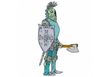 Malvorlagen Mittelalter Ritter
