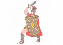 Malvorlagen Römer