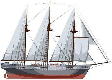 Malvorlagen Erwachsene Schiffe