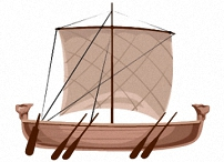 Ruderboot malvorlage  Malvorlagen Boote