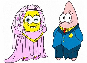 Spongebob Und Patrick Ausmalbilder