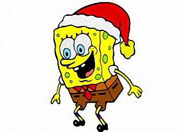 Spongebob Ausmalbilder Weihnachten