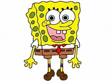 Ausmalbilder Spongebob Lustige Malvorlagen