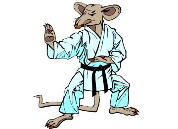 Ausmalbilder Für Jungs Ratte
