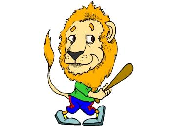 Malvorlagen Tiere Löwe