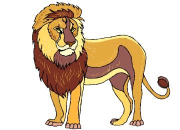 Ausmalbilder Kostenlos Löwe