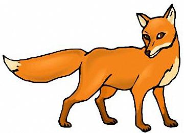 Window Color Vorlagen Fuchs