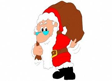 weihnachtsbilder ausmalen