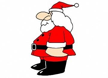 Malvorlagen Weihnachten Comic