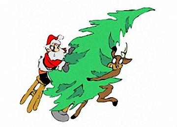 Ausmalbilder Weihnachtsbaum Kostenlos