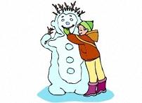 ausmalbilder winter kostenlos