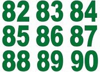 Zahlen Malvorlagen Pdf 28 Images Adventskalender Zahlen Zum Ausmalen Basteldinge Kinder Malvorlagen Ausmalbilder Buchstaben Und Zahlen Ausmalbilder Zahlen Kostenlos Ausdrucken Window Color Vorlagen Zahlen Vorlagen Gothische Buchstaben Und Zahlen